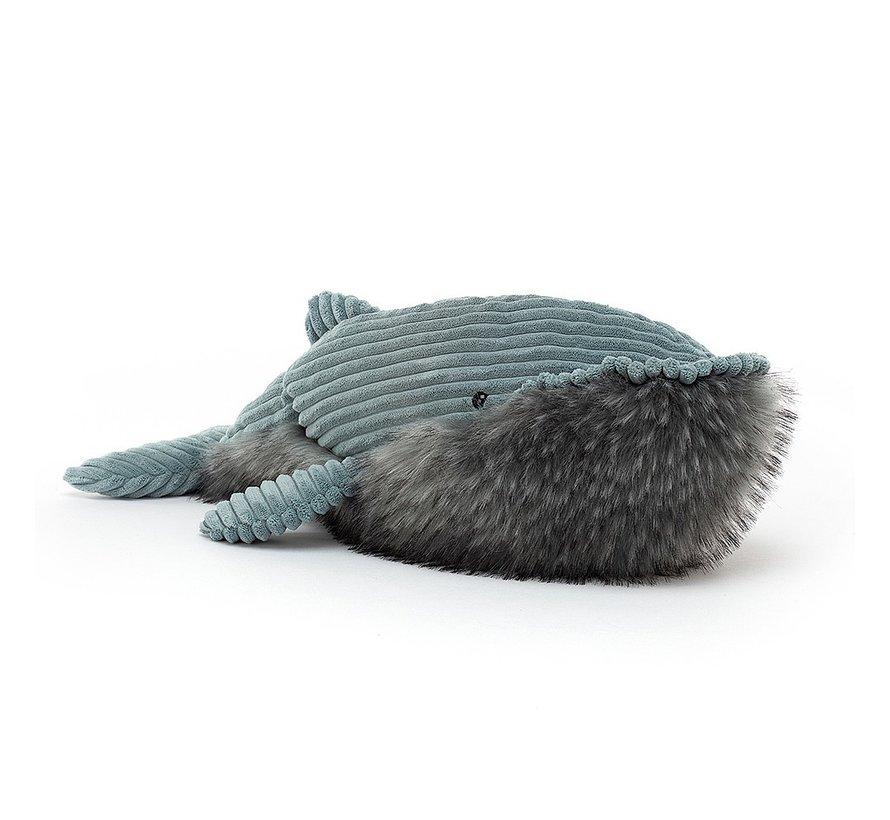 Knuffel Walvis Wiley Whale