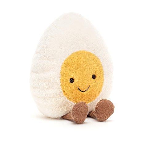 Jellycat Knuffel Ei Amuseable Boiled Egg
