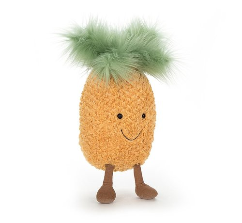Jellycat Knuffel Fruit Amuseable Ananas Small