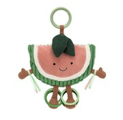 Jellycat Knuffel Amuseable Watermelon Activity Toy
