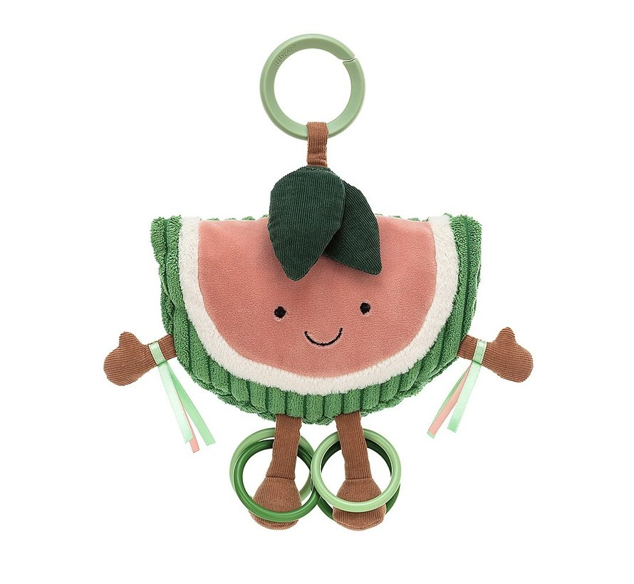 Knuffel Amuseable Watermelon Activity Toy