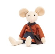 Jellycat Knuffel Muis Pedlar Mouse