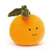 Jellycat Knuffel Fruit Sinaasappel Fabulous Fruit Orange