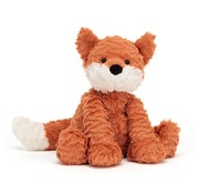 Jellycat Knuffel Vos Fuddlewuddle Fox