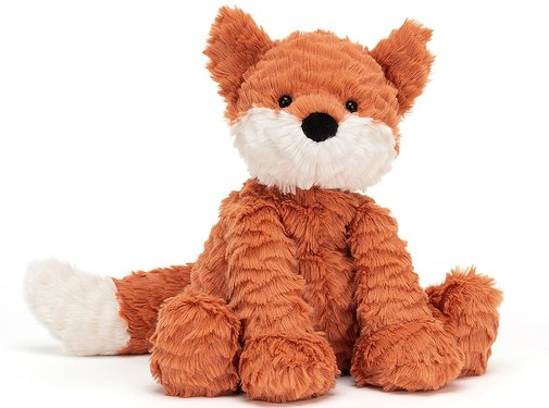 Jellycat Knuffel Vos Fuddlewuddle Fox