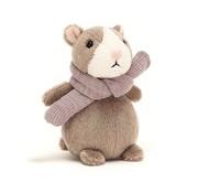 Jellycat Knuffel Happy Nutmeg Hamster