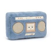 Jellycat Knuffel Wiggedy Boombox