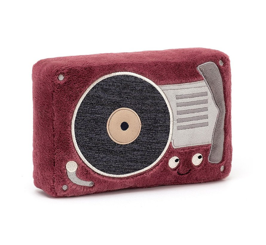 Wiggedy Record Player