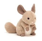 Jellycat Knuffel Cheeky Chinchilla Sandy
