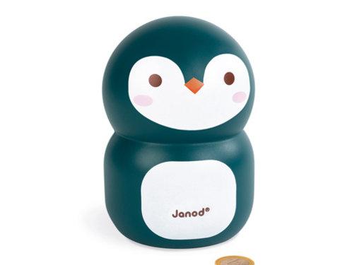 Janod Penguin Moneybox