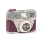 Jellycat Knuffel Wiggedy Camera