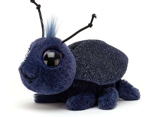 Jellycat Knuffel Kever Frizzles Beetle
