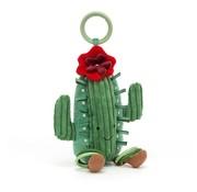 Jellycat Knuffel Bibberknuffel Amuseable Cactus Activity Toy