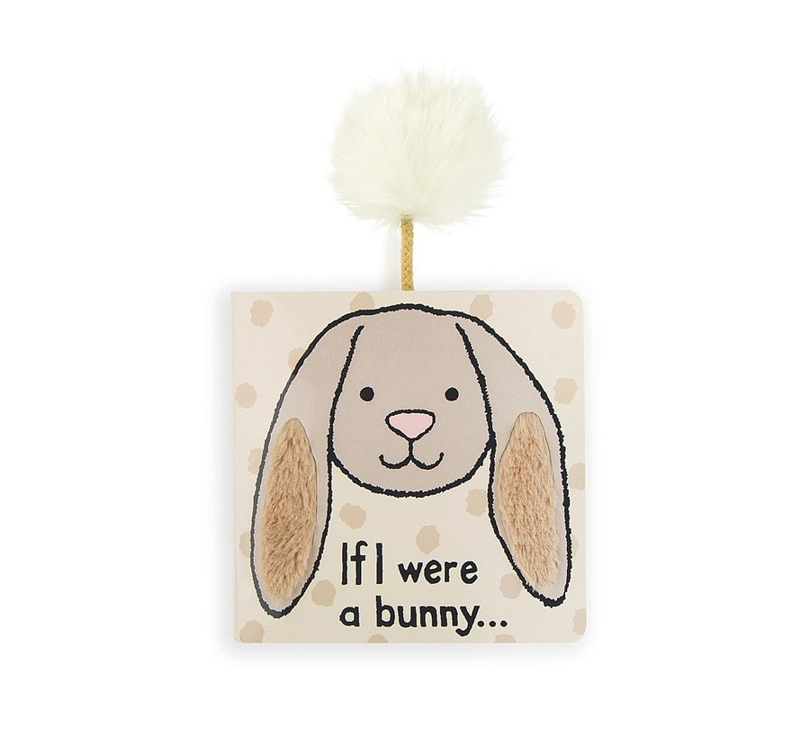 If I Were A Bunny Book