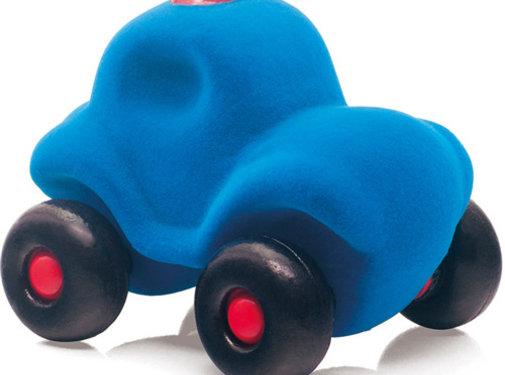 Rubbabu Police Car Blue