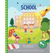 De Lantaarn Zaklampboek Voor het eerst naar school