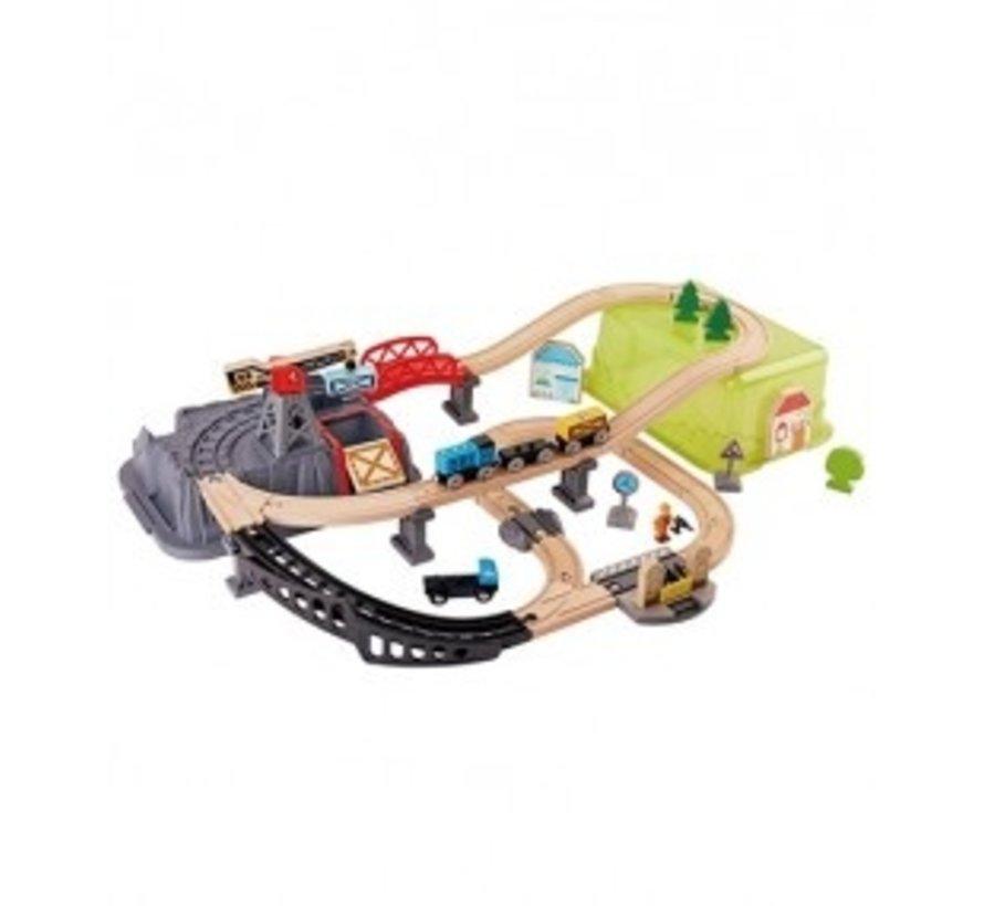 Railway Bucket-Builder-Set