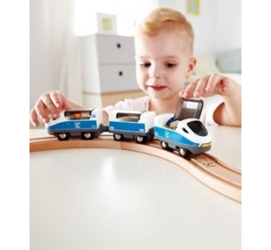 Intercity Trein Blauw