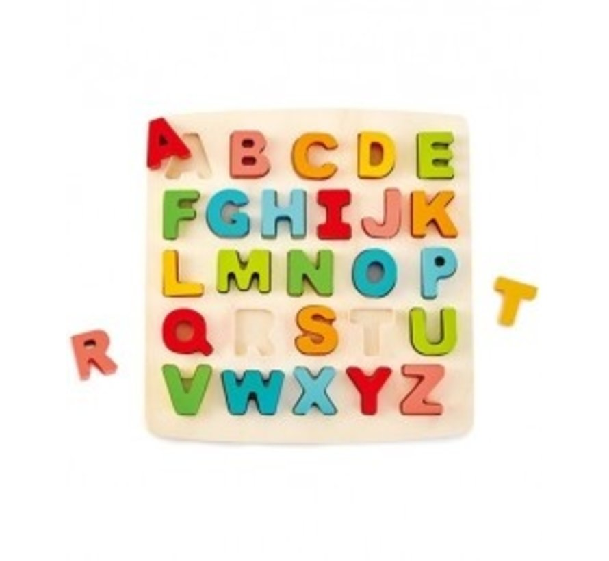 Puzzel Chunky Alfabet