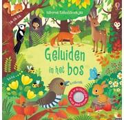 Uitgeverij Usborne Geluiden in het bos