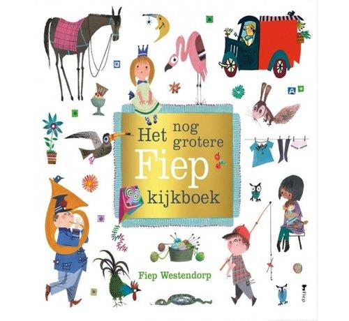 Querido Het nog grotere Fiep kijkboek