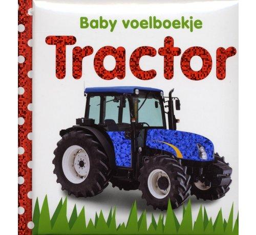 Veltman Uitgevers Baby voelboekje Tractor