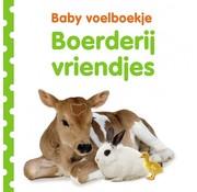 Veltman Uitgevers Baby voelboekje Boerderijvriendjes