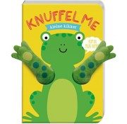 Image Books Knuffel me kleine kikker