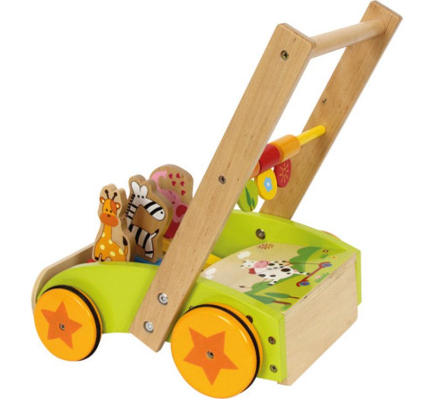 Baby Walker Animal Parade