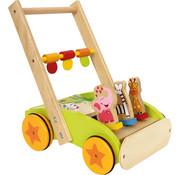 Small Foot Loopwagen Dierenparade
