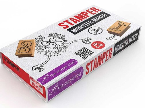 The Purple Cow Stamper Dino Maker - Copy