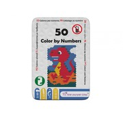 The Purple Cow Color By Numbers