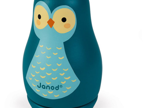 Janod Music Box Owl