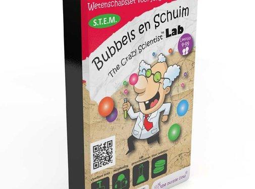 The Purple Cow Jonge Onderzoekers LAB Bubbels en Schuim