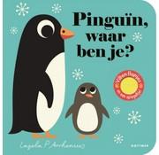 Gottmer Pinguïn, waar ben je?