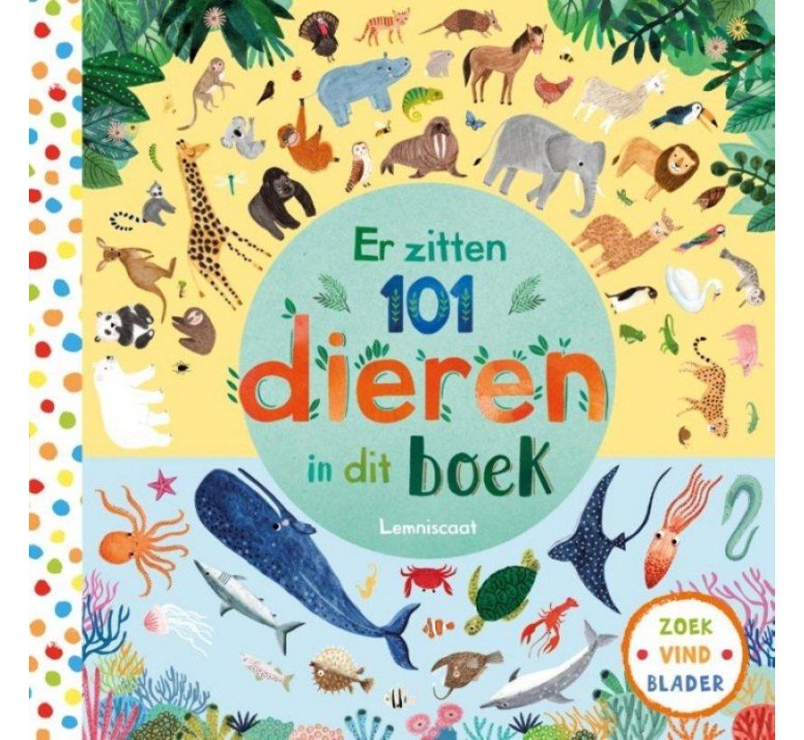 Er zitten 101 dieren in dit boek