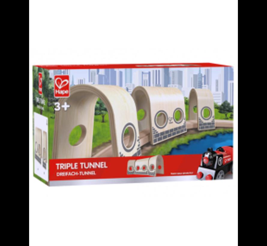 Triple Tunnel
