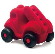 Rubbabu Fire Truck Red