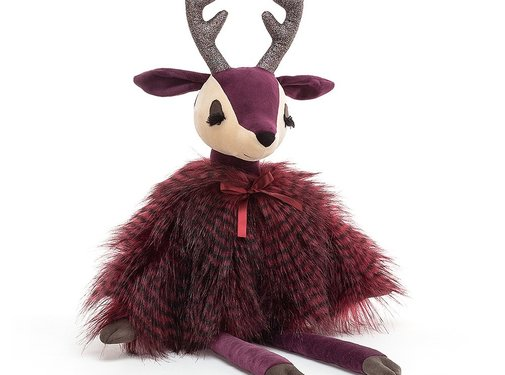 Jellycat Knuffel Rendier Viola Reindeer Medium
