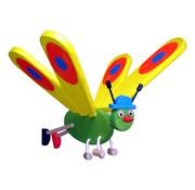 Van Dijk Toys Zweeffiguur Vlinder