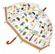 Djeco Kinderparaplu in de Regen