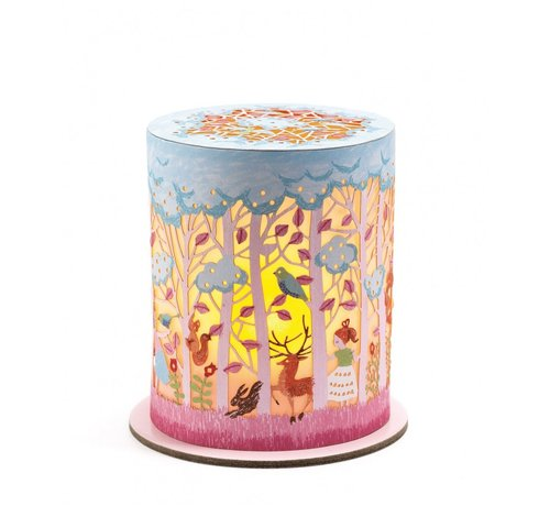 Djeco Night Light Forest Paper