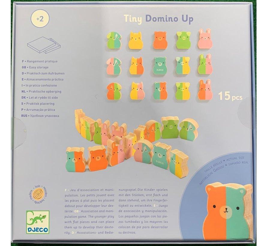 Domino Tiny-up Hout