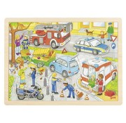 GOKI Puzzle Police