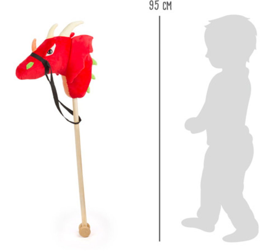Hobby Horse Red Dragon