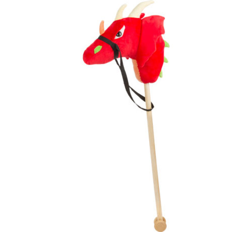 Small Foot Hobby Horse Red Dragon
