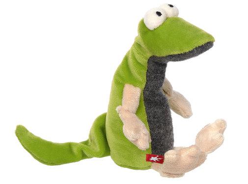 sigikid Soft Toy Lizard Light Green