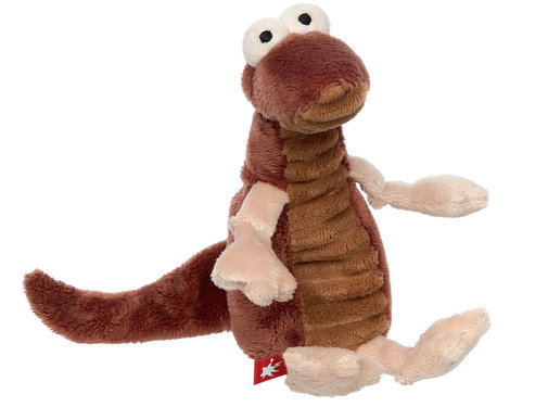 sigikid Soft Toy Lizard Light Brown