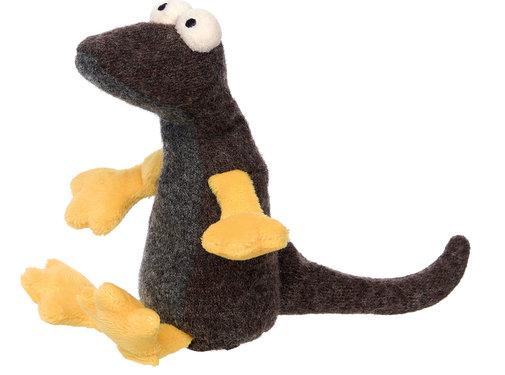 sigikid Soft Toy Lizard Dark Grey