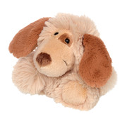 sigikid Little Plush Dog Brown